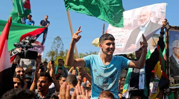 Le Fatah et le Hamas palestiniens ont signé un accord de réconciliation