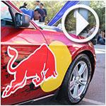 En vidéo : Le Red Bull Car Park Drift à Tunis