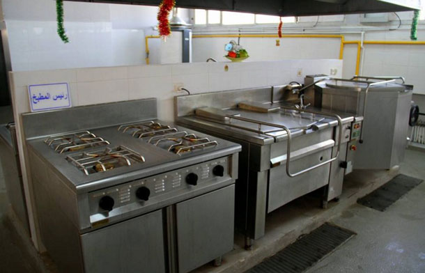 Said Aidi inaugure un nouveau réfectoire à l'hôpital La Rabta, ce samedi