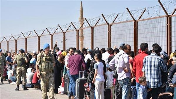 تركيا: 18 ألف لاجئ سوري يعودون إلى بلادهم لقضاء عطلة العيد