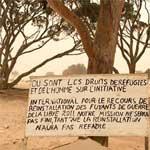 Appel : Hamidou, refugié' deboute' de Choucha risque aujourd'hui l'expulsion de Tunis en Côte d'Ivoire