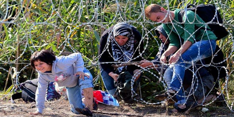 « Reviens d'où tu viens ! » nouveau programme de télé-réalité pour simuler la vie d'un migrant