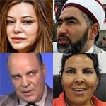 Présidentielle : Bahri Jelassi, Adel Almi, Moufida Amdouni et Leila Hammami hors course