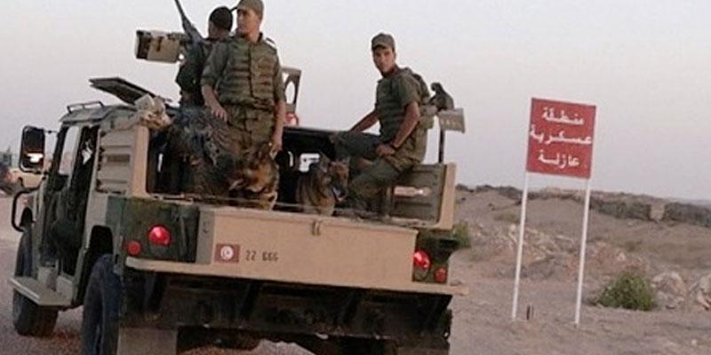 Echange de tirs et arrestation de trois contrebandiers par l'armée