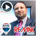 En vidéo : Tarek Thabet présente RE/MAX Tunisie le numéro 1 mondial de l'immobilier