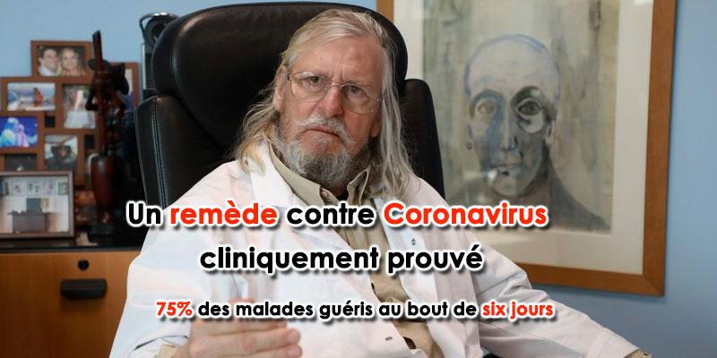 Essais cliniques prometteurs contre le coronavirus, mais à petite échelle — Marseille