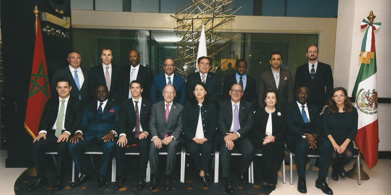 Les investissements en Afrique au cœur de la réunion des Consuls Honoraires du Mexique organisée à Casablanca