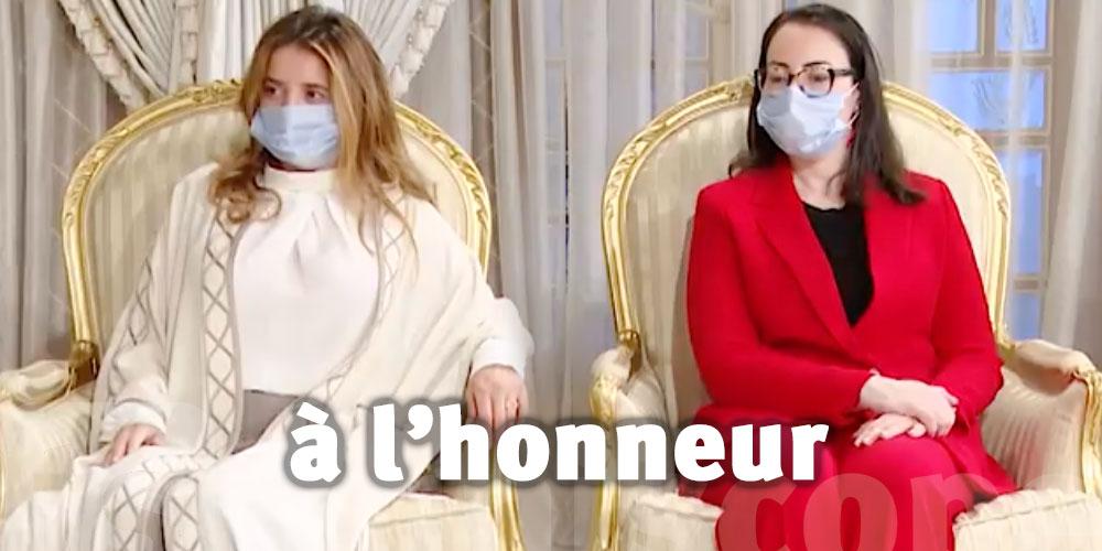 Quand la femme tunisienne rayonne