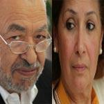 La rencontre entre Rached Ghannouchi et Sihem Ben Sedrine est une intox
