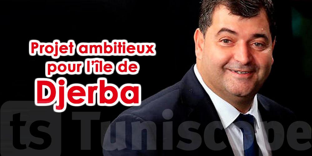 René Trabelsi : j'ai hâte de revenir à Djerba et d'y proposer mon projet