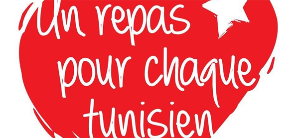 Un repas pour chaque Tunisien distribue 140 repas par jour aux enfants  souffrant de déficience physique ou mentale de la Cité Ettadhamen