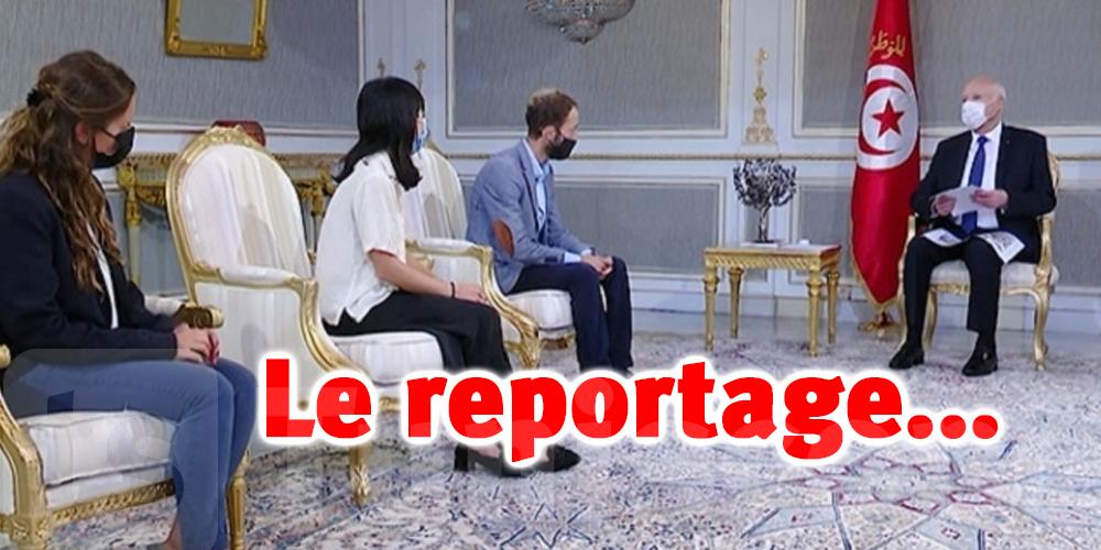 La journaliste du New York Times : la majorité des tunisiens sont heureux avec les décisions de Saied