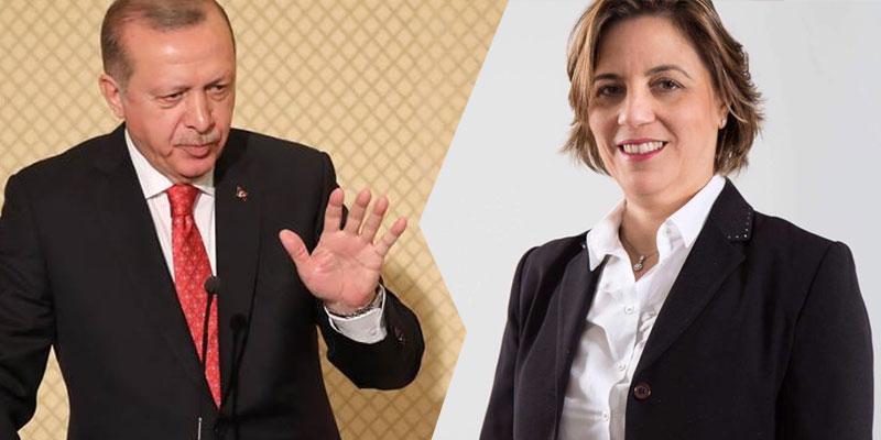 Rim Mahjoub : Ce qui s'est passé aujourd'hui avec Erdogan est humiliant pour les députés