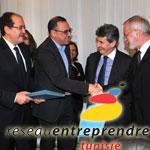 Réseau Entreprendre Tunisie et la banque BTK: Retour sur un an de partenariat