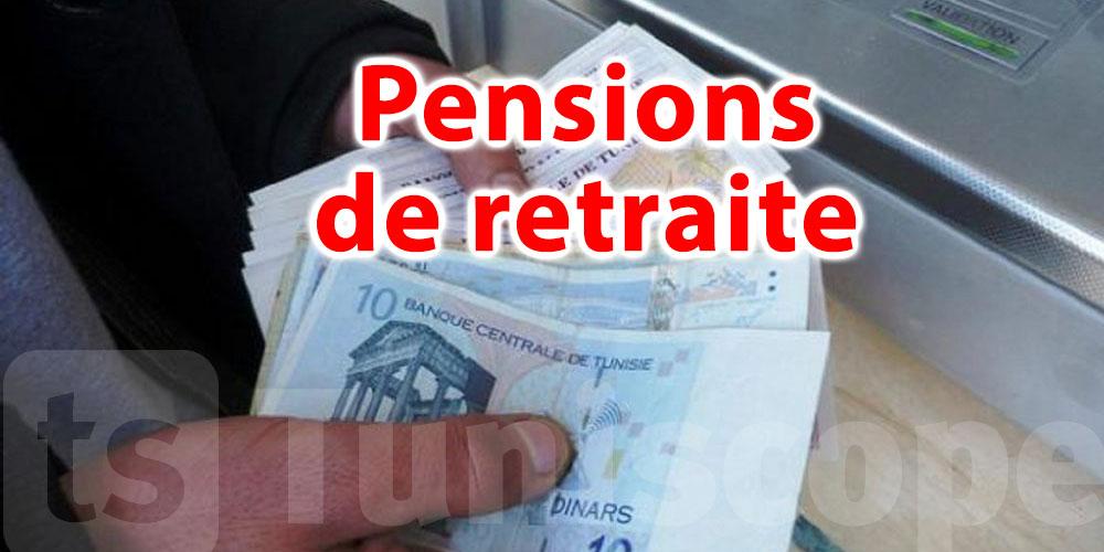 CNRPS : Changement de la date du versement des pensions de retraite