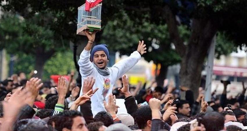 تونس تحتفل بالذكرى السابعة للثورة