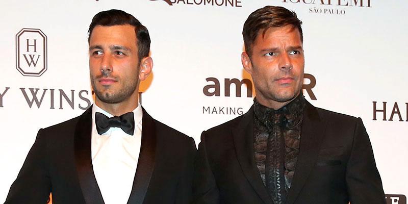 Le chanteur Ricky Martin a épousé son compagnon Jwan Yosef