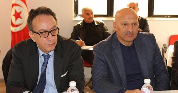Ridha Belhadj : Hafedh Caïd Essebsi est un problème national