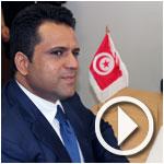 En vidéo : Slim Riahi dépose sa candidature et se voit déjà président