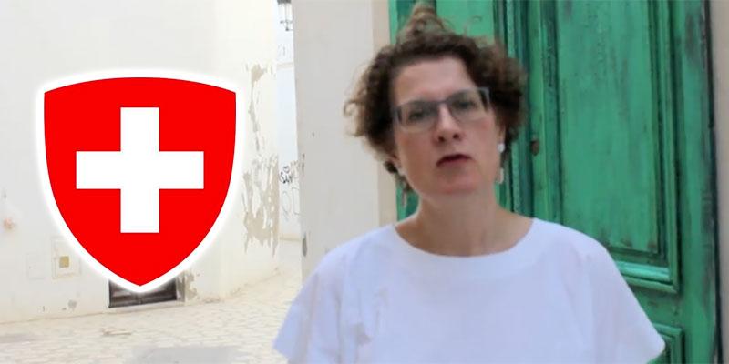 En vidéo : Son excellence Rita Adams quitte la Tunisie pour l'Italie