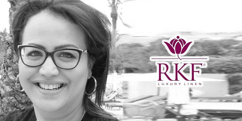 Leila Enjari, Bras Droit de Riadh Bouaziz et Vice-présidente de RKF n'est plus.