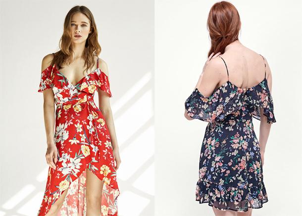 En photos : Des robes à imprimé floral à shopper pour cet été...