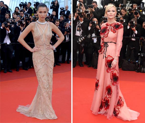 Red Carpet : Les 5 plus belles robes de stars à l'ouverture du festival de Cannes