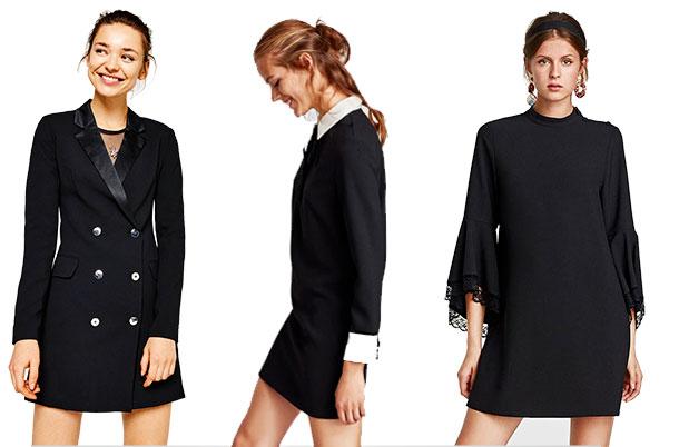 En photos : 5 robes noires à shopper sans hésiter…