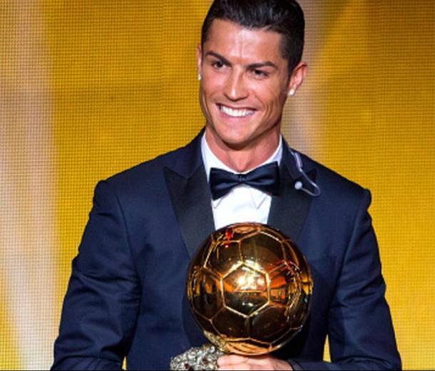 كريستيانو رونالدو يفوز بجائزة أفضل لاعب في العالم 2017