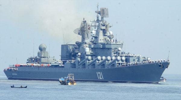 روسيا تعزز أسطولها في بحر البلطيق