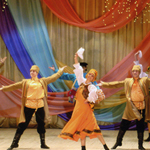 Ballet Rovesnik - 02 août 2010
