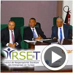 En vidéos : Lancement du réseau Pacte Mondial Tunisie