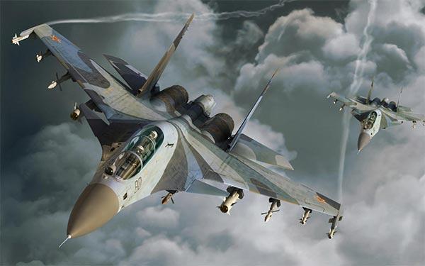 وكالات: طائرات روسية تقتل أكثر من 200 من الدولة الإسلامية قرب دير الزور