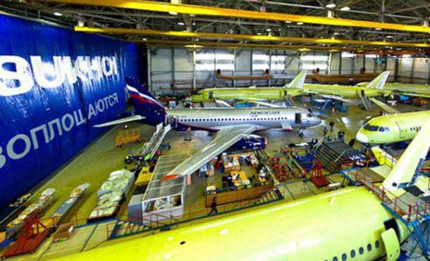 La Russie implantera en Tunisie, des unités d'assemblage d'avions Sukhoi