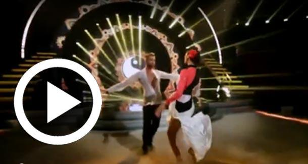 En vidéo...Dancing With the Stars  : Découvrez la dernière prestation de Rym Saidi