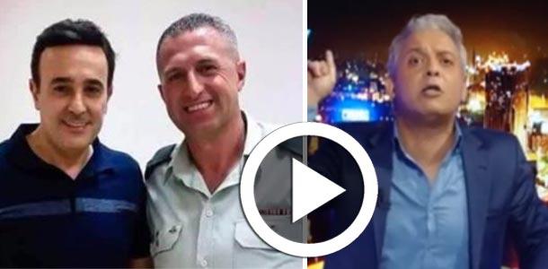 En vidéo : Un présentateur télé égyptien s'en prend à Saber Rebai