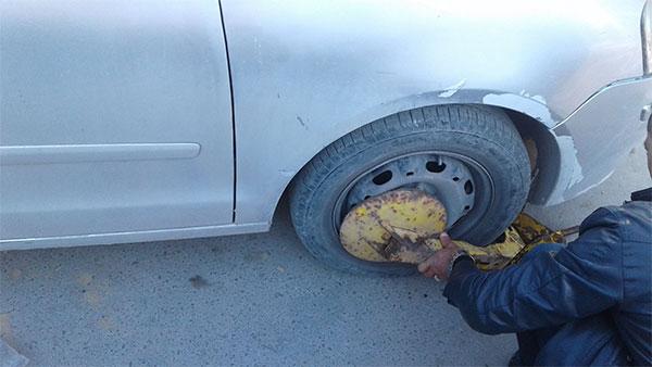 بالصّور :بلدية أريانة تشرع اليوم في استعمال الكبالات