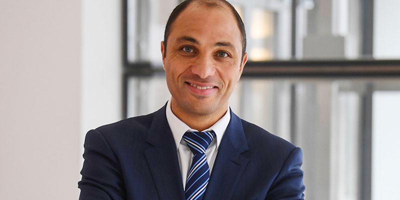A 38 ans et d'origine tunisienne, Sadri Fegaier est le plus jeune milliardaire de France