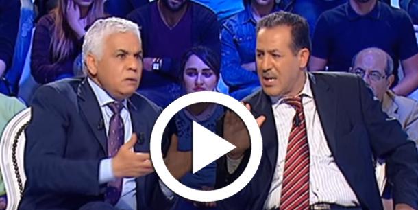 En vidéo : Débat houleux entre Safi Saïd et le député Fayçal Jadlaoui