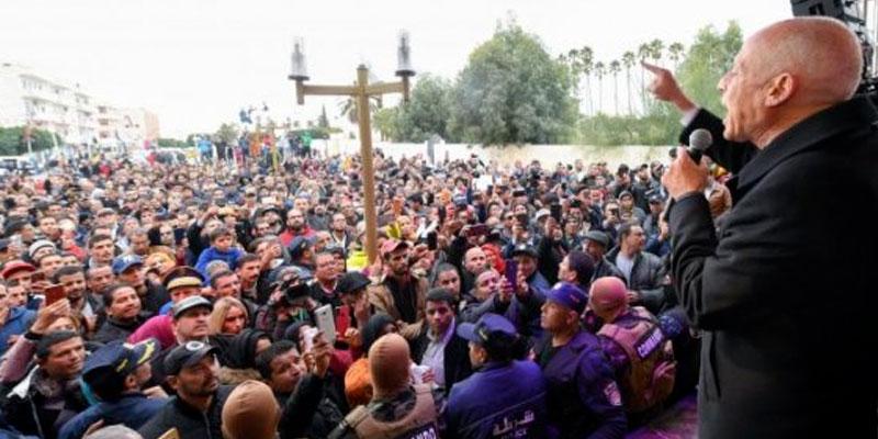 Prémonition d'un historien tunisien : la dégringolade de Saied va être spectaculaire