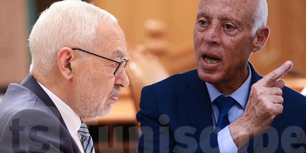 Saeid - Ghannouchi, Le bras de fer ne fait que commencer