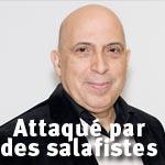 L'agression de Jamel Gharbi par les salafistes fait la une des journaux français