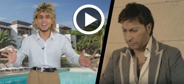 En vidéo : Salem Mr s'en prend au chanteur libanais Roni Fattouch...
