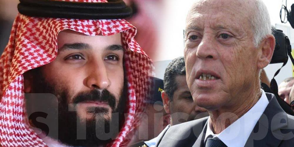 Tunisie-décisions de Saied : Réaction de L'Arabie Saoudite
