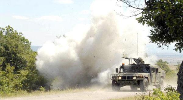 قصف مدفعي عنيف على مرتفعات جبل سمامة