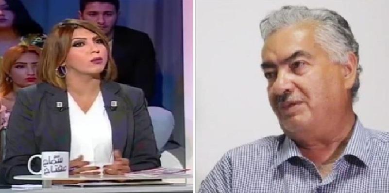 الصحفية سماح مفتاح: لهذا السبب لم يتم بث اللقاء الحواري مع رضا لينين