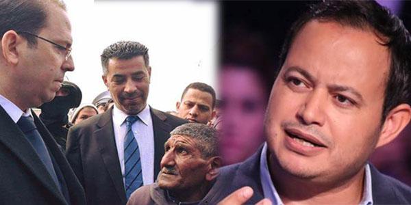 سمير الوافي: هذا ما تمتع به صاحب الصورة الشهيرة مع الشاهد..