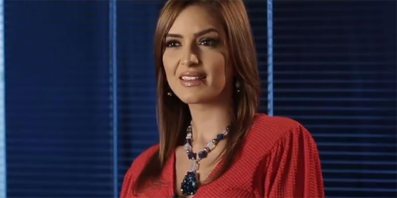سميرة مقرون تدخل ''منطقة محرمة'' بالقاهرة