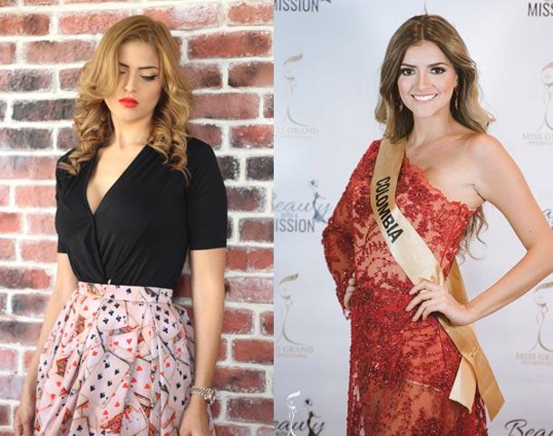 En photos : Le sosie de Samira Magroun repéré dans un concours de beauté...