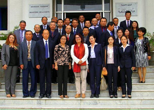 Samira Merai se dit optimiste sur l'avenir de la coopération sanitaire sino-tunisienne